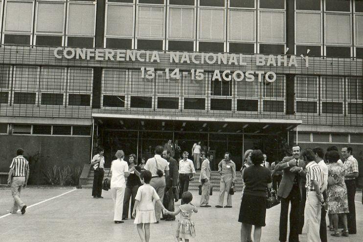 Conferencia Bahai 1976