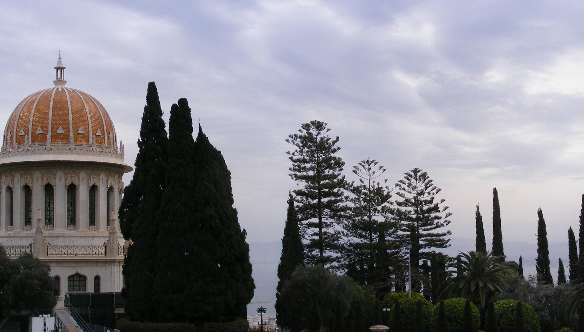 Bahai-shrine
