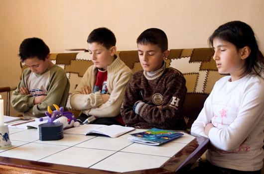 Grupos prejuveniles Bahá'í