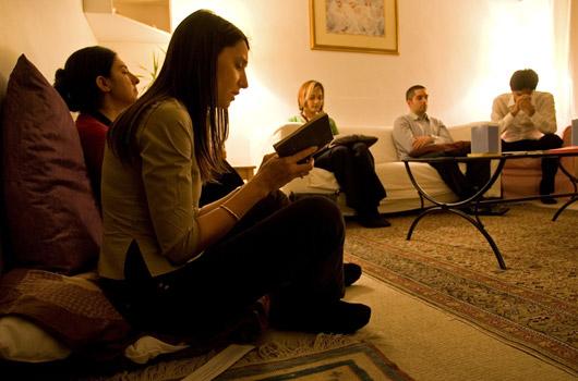 Reunion de oración y meditación Bahá'í